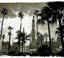 Alexandria, Egypt #1 by Mauricio Abreu