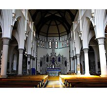 St. Mary RC Fleetwood Photographic Print