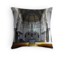 St. Mary RC Fleetwood Throw Pillow
