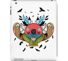 Monster Shaman iPad Case/Skin