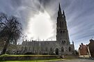 St James church Louth Panoramic by Paul Thompson Photography