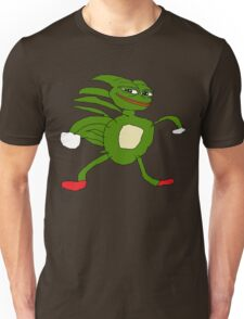 Sanic Pepe Unisex T-Shirt