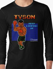 Neil deGrasse Tyson's Punch Out!! Long Sleeve T-Shirt