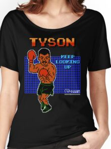 Neil deGrasse Tyson's Punch Out!! Women's Relaxed Fit T-Shirt