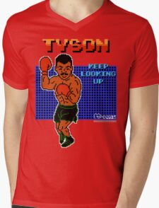 Neil deGrasse Tyson's Punch Out!! Mens V-Neck T-Shirt