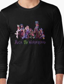 Back to Wonderland Long Sleeve T-Shirt