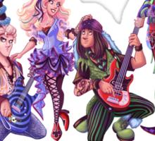 Back to Wonderland Sticker