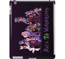 Back to Wonderland iPad Case/Skin