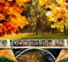 Fall Blinks — Buy Now Link - www.etsy.com/listing/125406391 Sticker
