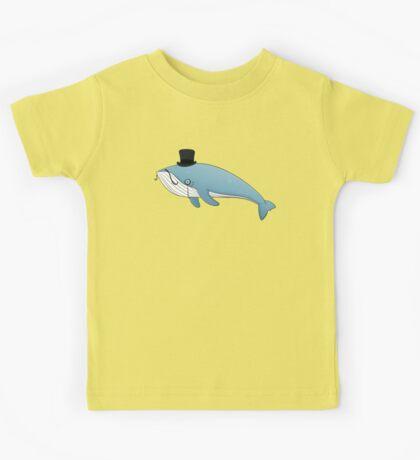 Sir whale Kids Tee