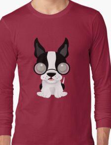 Hi, My Name is Nerdog Long Sleeve T-Shirt