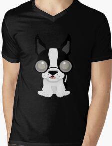 Hi, My Name is Nerdog Mens V-Neck T-Shirt