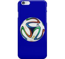2014 FIFA World Cup Brazil match ball iPhone Case/Skin