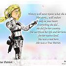 A True Patriot by Arcemise