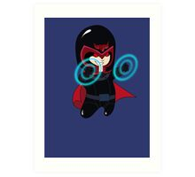 baby magneto (from x-men) Art Print
