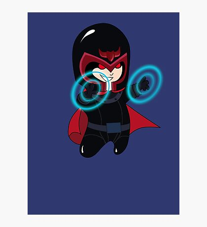 baby magneto (from x-men) Photographic Print