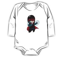baby magneto (from x-men) One Piece - Long Sleeve