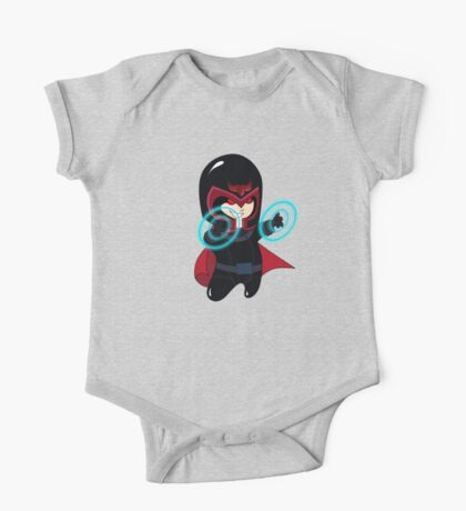 baby magneto (from x-men) One Piece - Short Sleeve