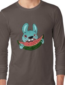 The watermelon Long Sleeve T-Shirt