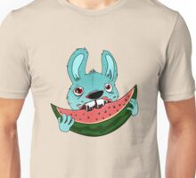 The watermelon Unisex T-Shirt