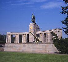 Soviet War Memorial, Berlin Germany by Mishimoto