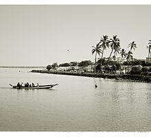 Saint Louis du Senegal #2 by Mauricio Abreu