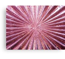 Glass Burst Canvas Print