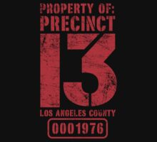 Property of Precint 13 by superiorgraphix