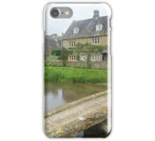 Lower Slaughter iPhone Case/Skin