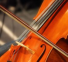Kate's Cello by Darren Post