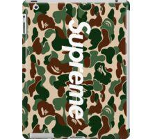 Supreme x Bape Box Logo iPad Case/Skin