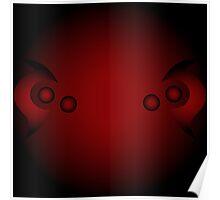 Dark Symbols Poster