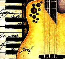 Natural Ovation & Keys by lascurain