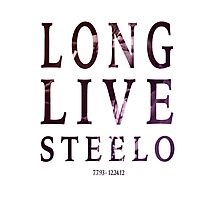 Capital Steez - Long Live Steelo - 47 Photographic Print