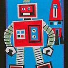 Rocket's Robot by Lisa  McHugh