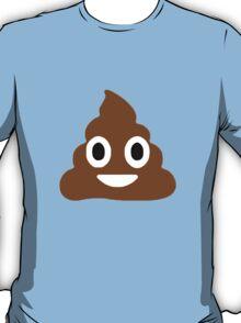 Pile of Poo Emoji  T-Shirt