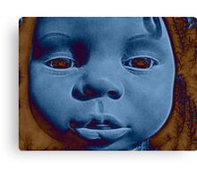 The Baby Doll Canvas Print