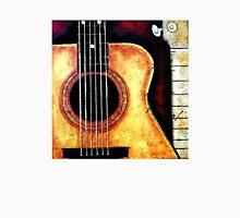 Natural Classical Acoustic Guitar Unisex T-Shirt