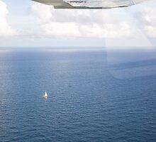 Lonely Sail by Stallarddesigns