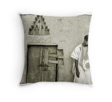 Chinguetti, Mauritania #4 Throw Pillow