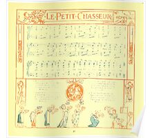 The Baby's Boquet - A Fresh Bunch of Old Rhymes and Tunes - by Walter Crane - 1900-55 La Petit Chasseur Poster