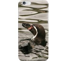 Humboldt Swimming iPhone Case/Skin