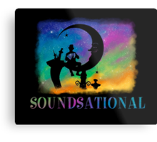 Soundsational Metal Print