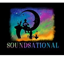 Soundsational Photographic Print
