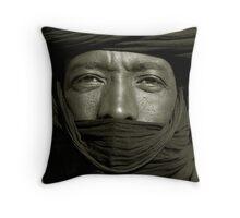 Touareg, Mali #7 Throw Pillow