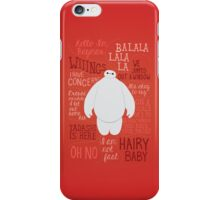 Hello, I'm Baymax iPhone Case/Skin