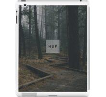 Huf Forest iPad Case/Skin