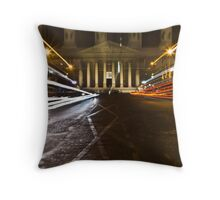 Madeleine Church  Throw Pillow