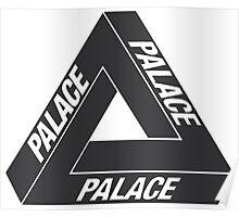 Palace Skateboards Tri Ferg Poster