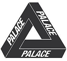 Palace Skateboards Tri Ferg Photographic Print